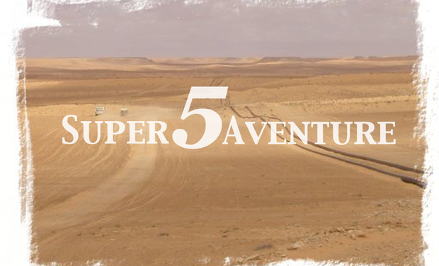 Project visual Super5Aventure