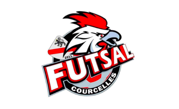 Project visual Futsal Courcelles