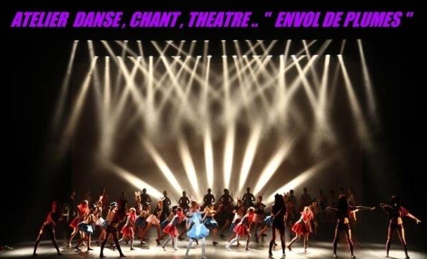 Project visual Ecole de spectacle Danse, Chant et Theatre