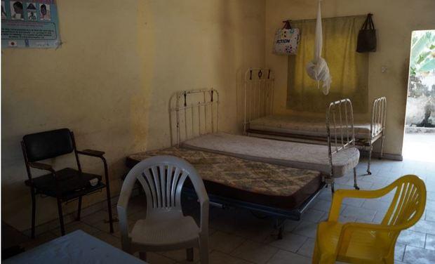 Visuel du projet HELP FOR FARATO HEALTH CENTER MATERNITY UNIT