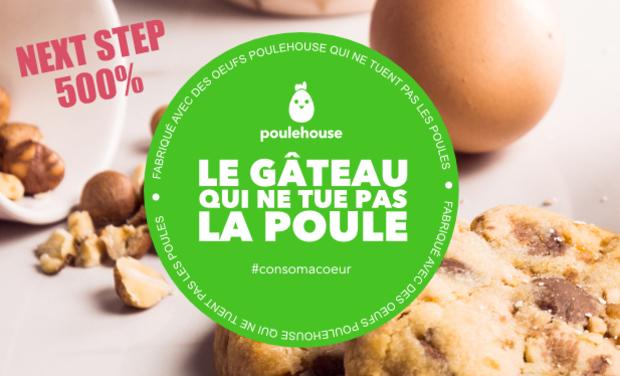 Visueel van project Le gâteau qui ne tue pas la poule