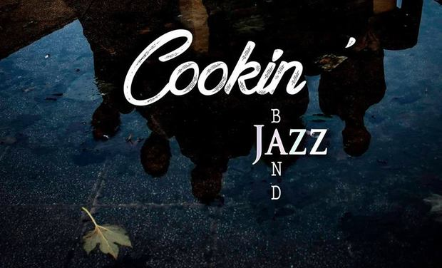 Project visual Cookin Jazz Band - Nouvel Album 2019
