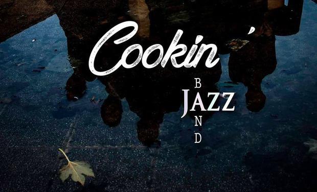 Visuel du projet Cookin Jazz Band - Nouvel Album 2019