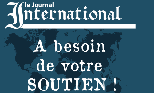 Visuel du projet Le Journal International : pour une actualité internationale alternative !