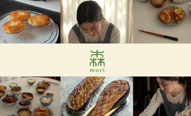 Visuel du projet Mori, café japonais et végétalien à Paris