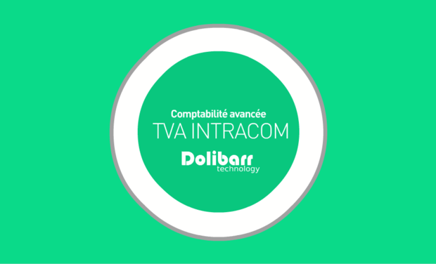 Visuel du projet Dolibarr, TVA intracommunautaire / Export