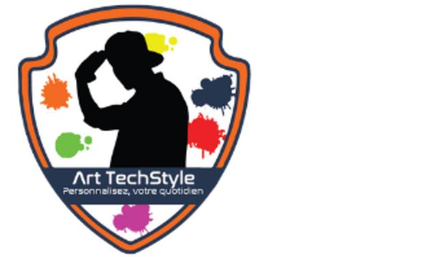 Visueel van project Art TechStyle, Société de personnalisation textile / objets