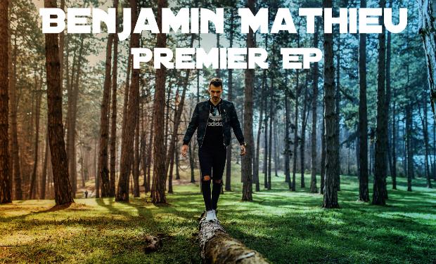 Project visual Benjamin Mathieu : Son premier EP