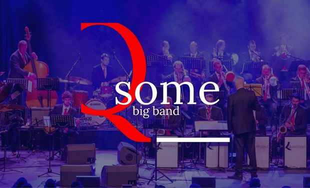 Visueel van project Q-Some Big Band