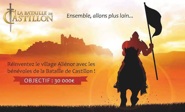 Project visual La Bataille de Castillon
