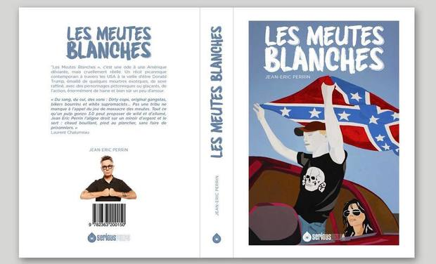 Project visual Les Meutes Blanches