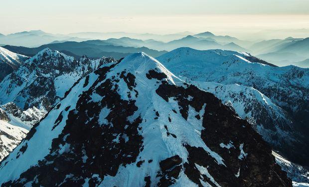 Project visual Le vagabond des montagnes