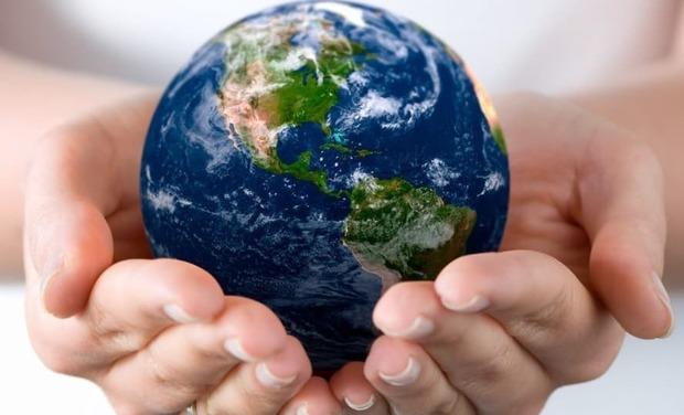 Project visual AMÉLIORER le quotidien des gens + AGIR pour la planète et l'environnement
