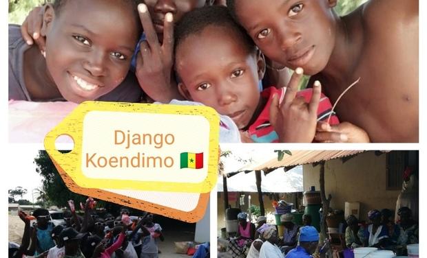 Visueel van project Construction d'un centre social et éducatif, Casamance (Sénégal)