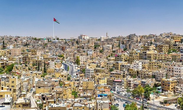 Visuel du projet Expériment solidaire en Jordanie