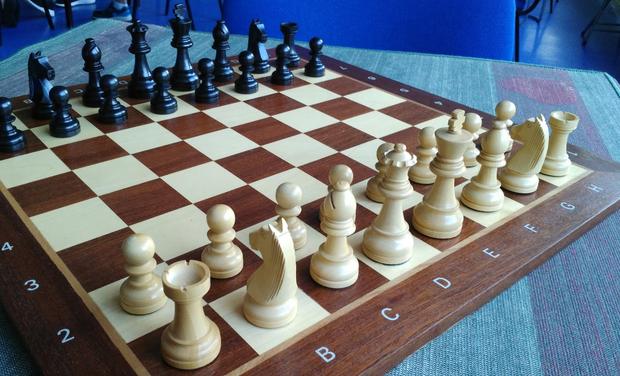 Visuel du projet 1er Masters du Val d'Oise d'échecs
