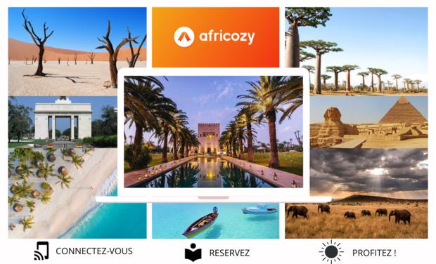 Visuel du projet AFRICOZY : Découvrez l'Afrique autrement et en toute Sécurité