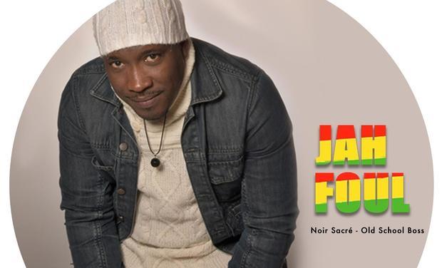Visuel du projet Nouvel Album de Jah Foul