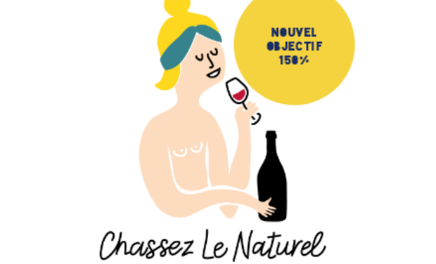 Project visual Chassez le Naturel