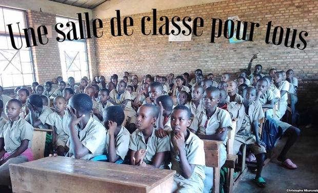 Visueel van project Une salle de classe pour tous