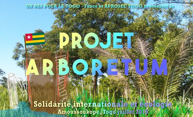 Visuel du projet Projet Arboretum Togo, reboisemment de la province de d'AMOUSSOUKOPE