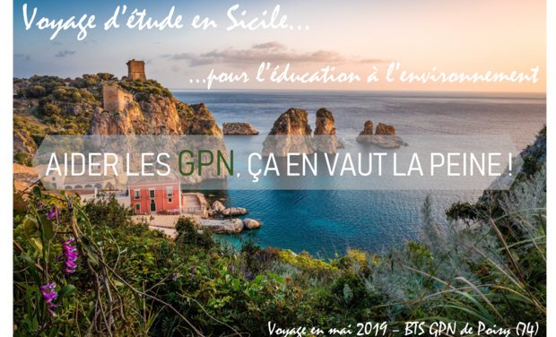 Visuel du projet Les GPN à la conquête de la Sicile