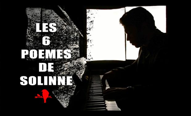 Visuel du projet Enregistrement Ep «Les 6 poèmes de Solinne»