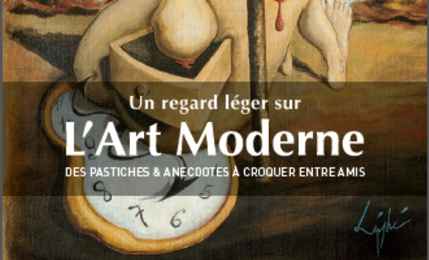 Project visual Un regard léger sur l'Art Moderne