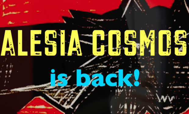 Project visual Alesia Cosmos is back !