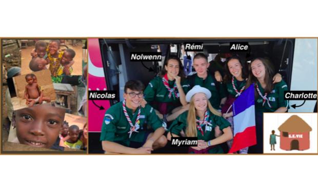 Visuel du projet Un échange culturel entre Rennes et Bolou Kpémé