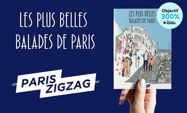 Project visual Les plus Belles Balades de Paris
