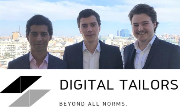 Project visual Digital Tailors
