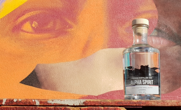 Project image Alpha Spirit Gin