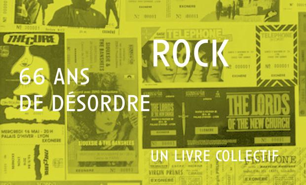 Visuel du projet Rock - 66 ans de désordre