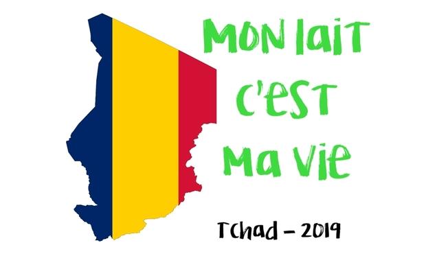 """Project visual """"Mon lait c'est ma vie"""" - Tchad 2019"""