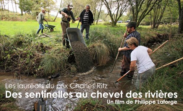 Visuel du projet Un documentaire sur les sentinelles qui préservent nos rivières