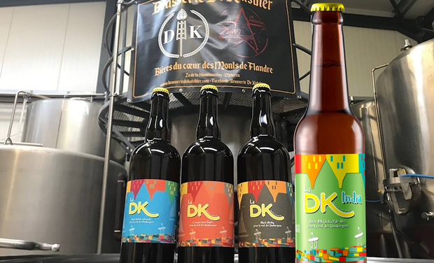 Project visual La DK India by Littoral.Beer