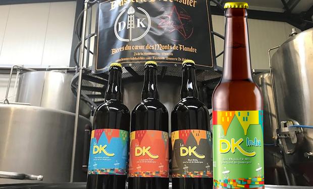 Visueel van project La DK India by Littoral.Beer