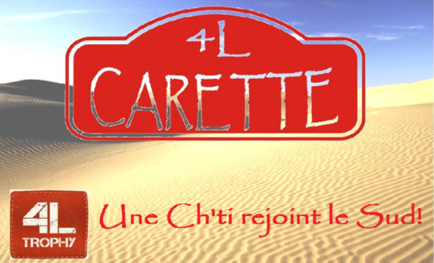 Project visual La Ch'ti Carette du Nord rencontre le Sud