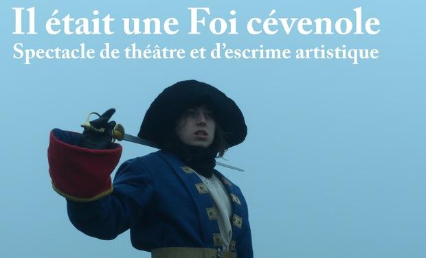 Project visual Les camisards et les Cévennes par le théâtre