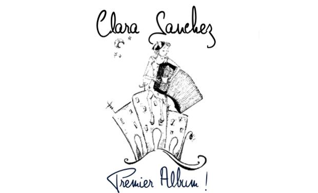 Visuel du projet Clara Sanchez - 1er Album !