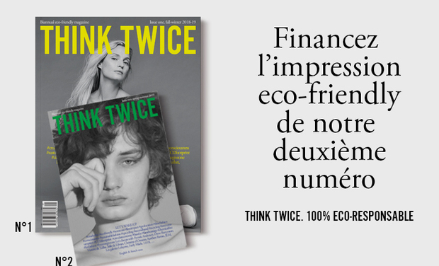 Visueel van project ThinkTwice magazine n°2