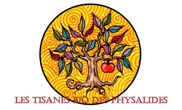 Visueel van project Des Tisanes BIO chez les Physalides !