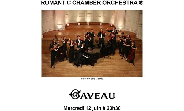 Visueel van project Création du Romantic Chamber Orchestra