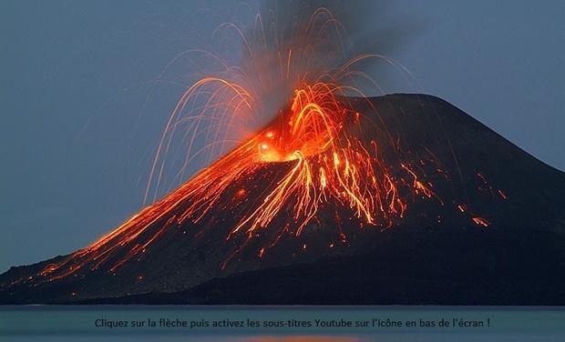 Project visual Coup de pouce volcanique