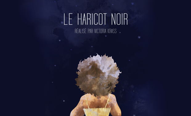 Project visual Le Haricot Noir (short film)