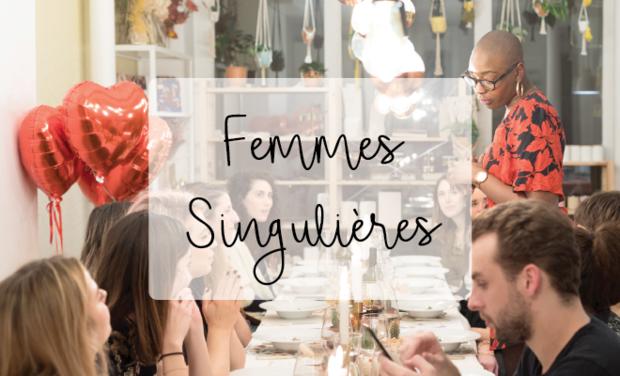 Visuel du projet Femmes Singulières : des nanas qui font bouger le(ur) monde