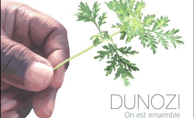 """Visuel du projet """"Dunozi, on est ensemble"""", projet de santé communautaire au Togo"""