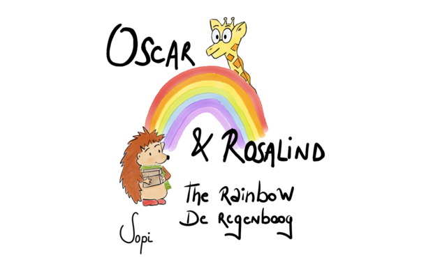 Visuel du projet Oscar and Rosalind: The rainbow