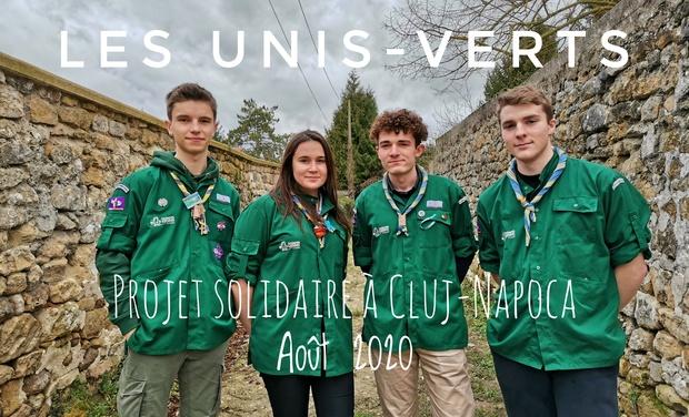 Visuel du projet Les Unis-Verts en Transylvanie